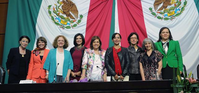 Mujeres diputadas