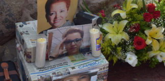 Homenaje a Miroslava Breach