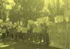 Protesta Ibero