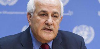 Riyad Mansour