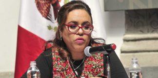 María Eréndira Cruzvillegas Fuentes