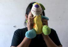 Joven de El Salvador