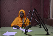 Photo story on journalists working in Mogadishu