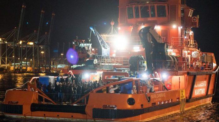 Migrantes Mediterráneo