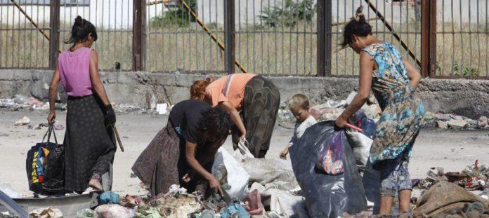 Pobreza en Bulgaria