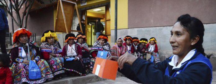 Mujeres de Perú
