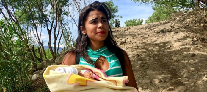 Madre venezolana